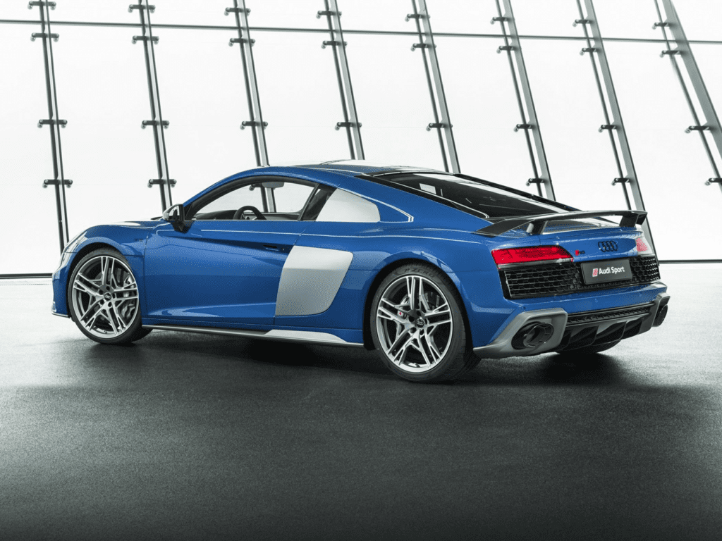 2020 Audi R8 5.2 V10 performance 2dr All-wheel Drive quattro Spyder Lease