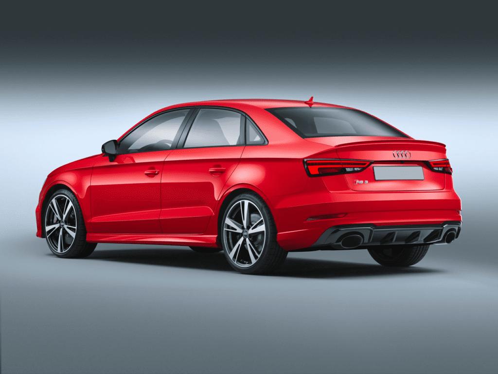 2020 Audi RS 3 2.5T 4dr All-wheel Drive quattro Sedan Lease