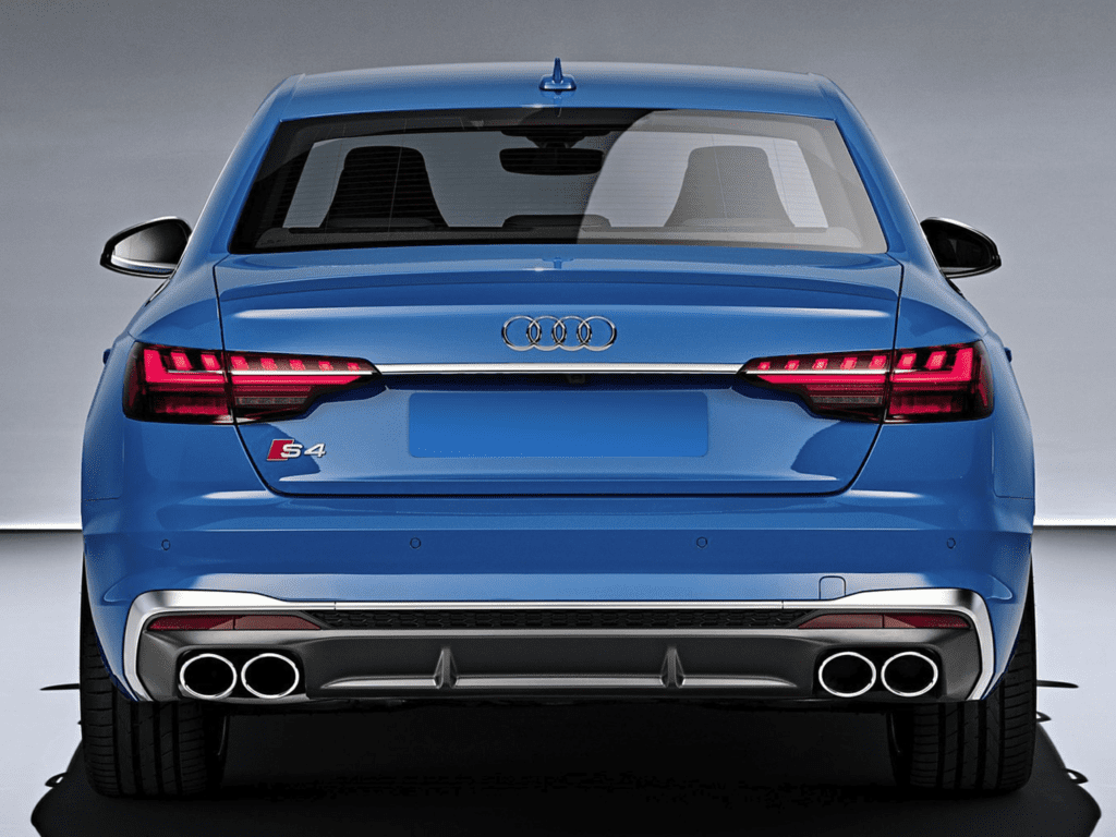 2021 Audi S4 3.0T Premium 4dr All-wheel Drive quattro Sedan Lease