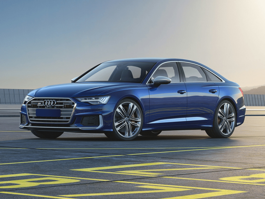 2021 Audi S6 2.9T Premium Plus 4dr All-wheel Drive quattro Sedan Lease