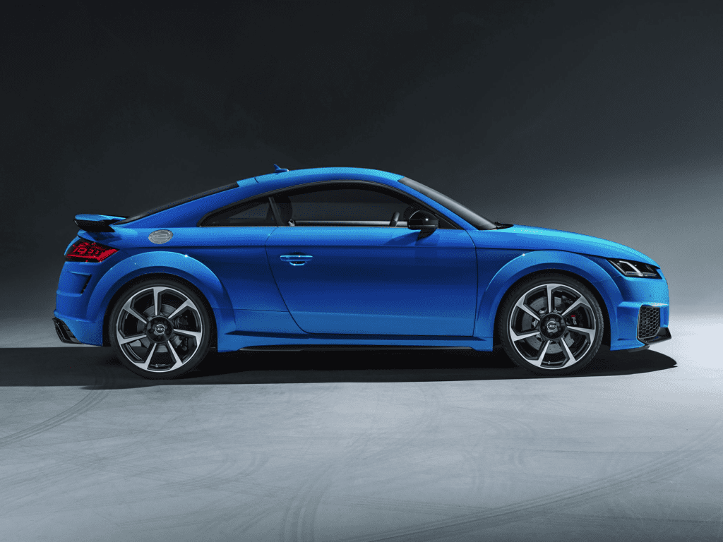 2021 Audi TT RS 2.5T 2dr All-wheel Drive quattro Coupe Lease
