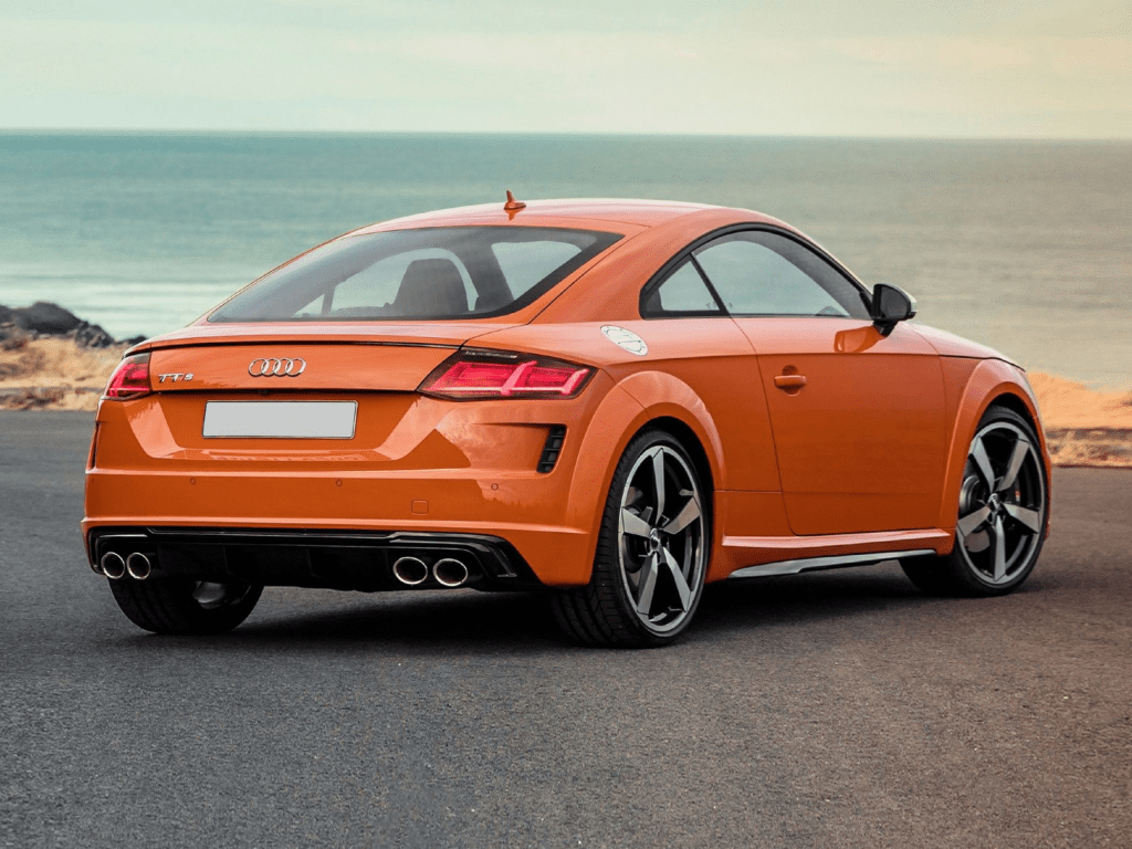 2021 Audi TTS 2.0T 2dr All-wheel Drive quattro Coupe Lease