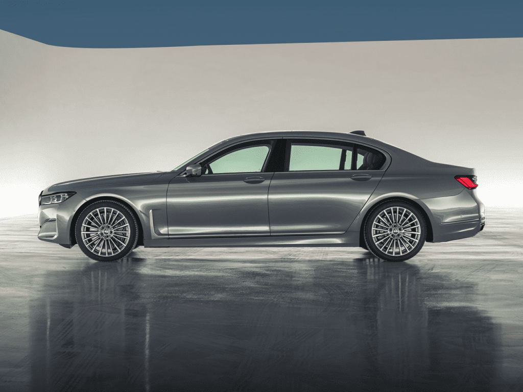 2021 BMW 7-Series M760i xDrive 4dr All-wheel Drive Lease