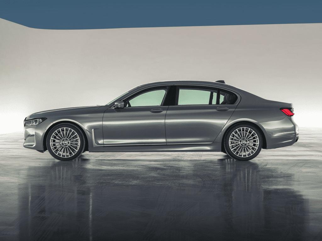 2021 BMW 7-Series