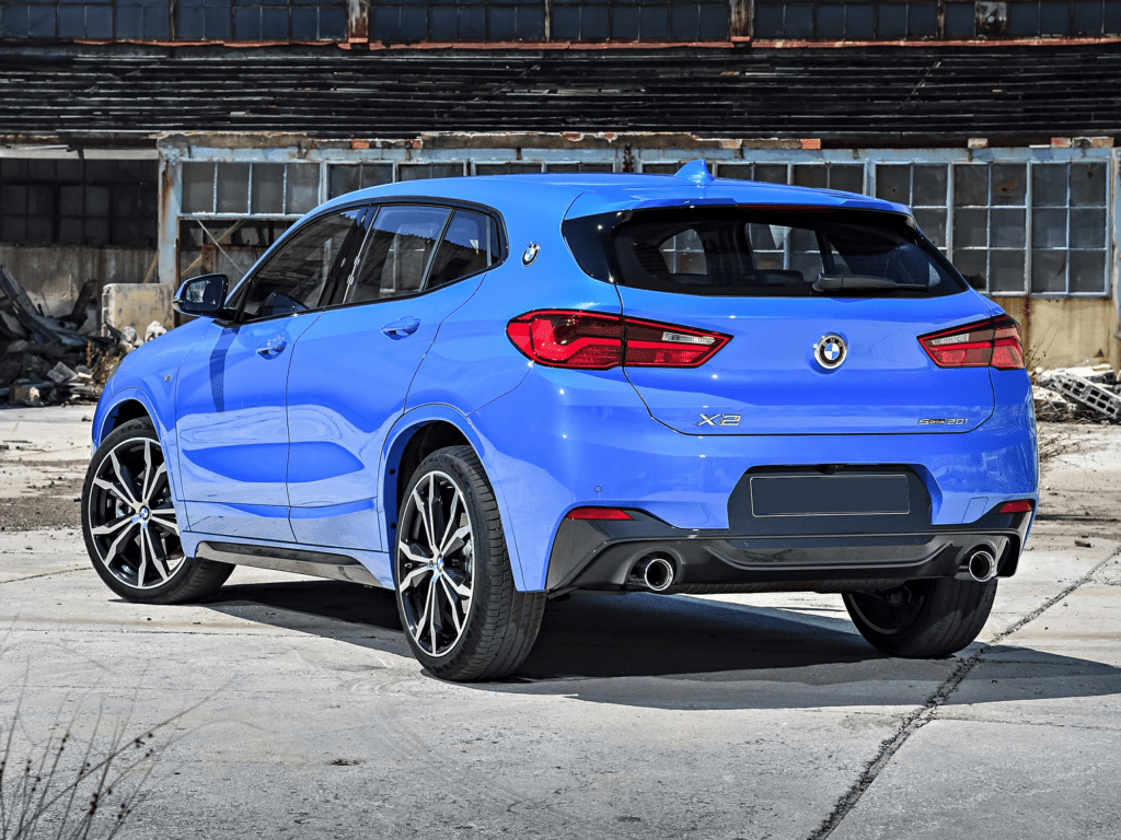 2021 BMW X2 M35i 4dr All-wheel Drive Sport Activity Coupe Lease