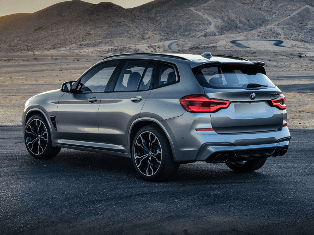 2021 BMW X3 M Base 4dr All-wheel Drive Sports Activity Coupe Lease