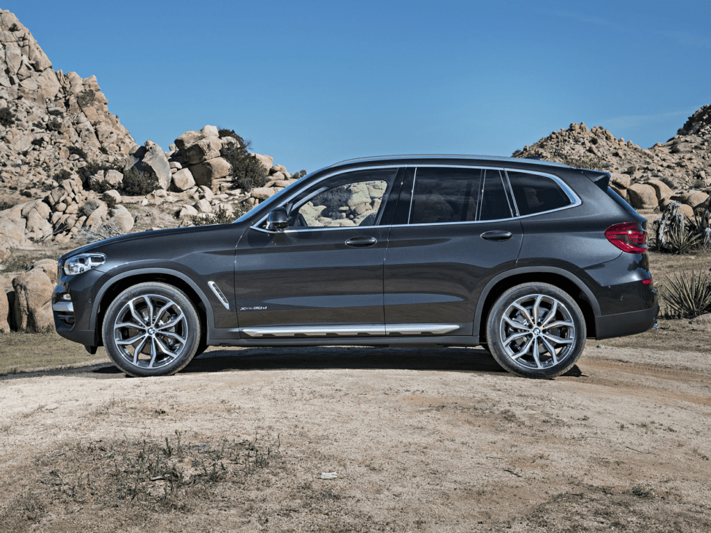 2021 BMW X3 M40i 4dr All-wheel Drive Sports Activity vehicle Lease