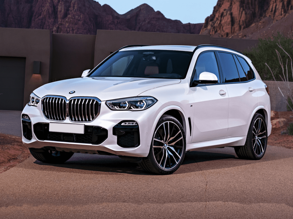 2021 BMW X5 M50i 4dr All-wheel Drive Sports Activity Vehicle Lease