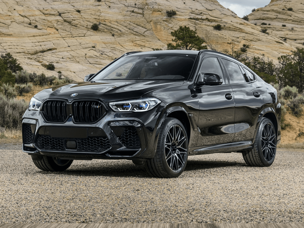2021 BMW X6 M Base 4dr All-wheel Drive Sports Activity Coupe Lease