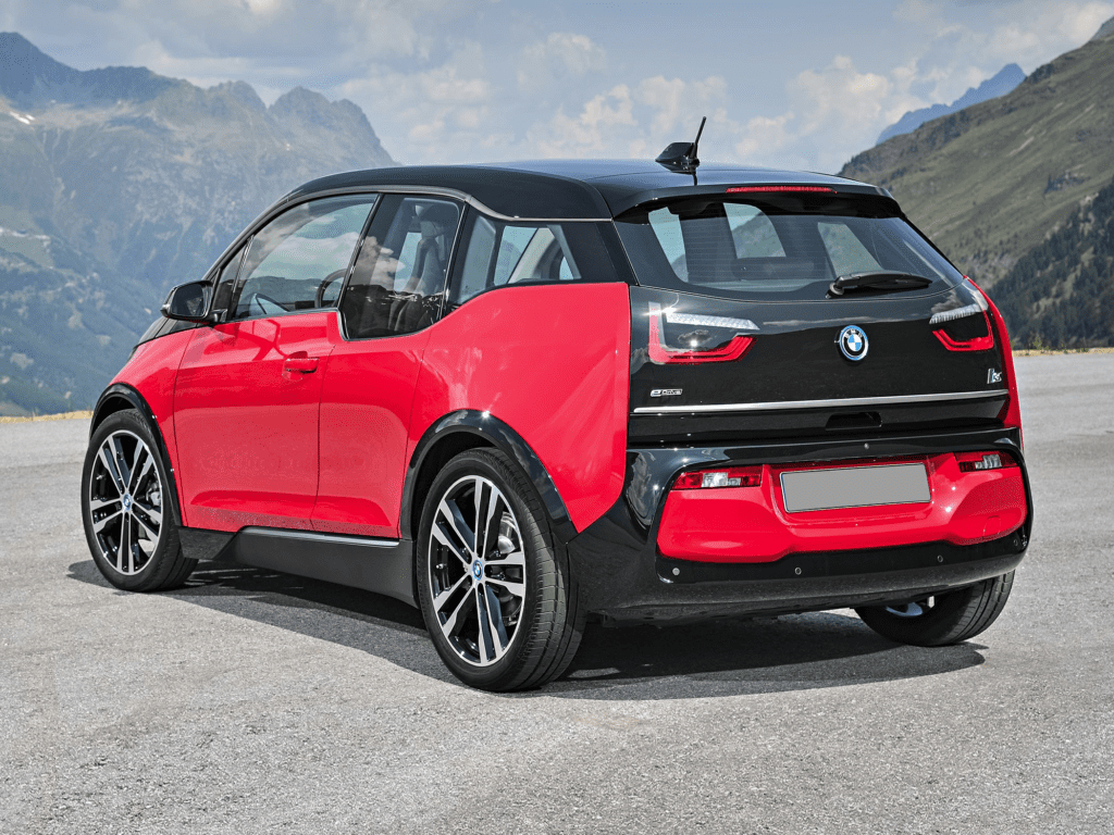 2021 BMW i3 120Ah s w/Range Extender 4dr Rear-wheel Drive Hatchback Lease