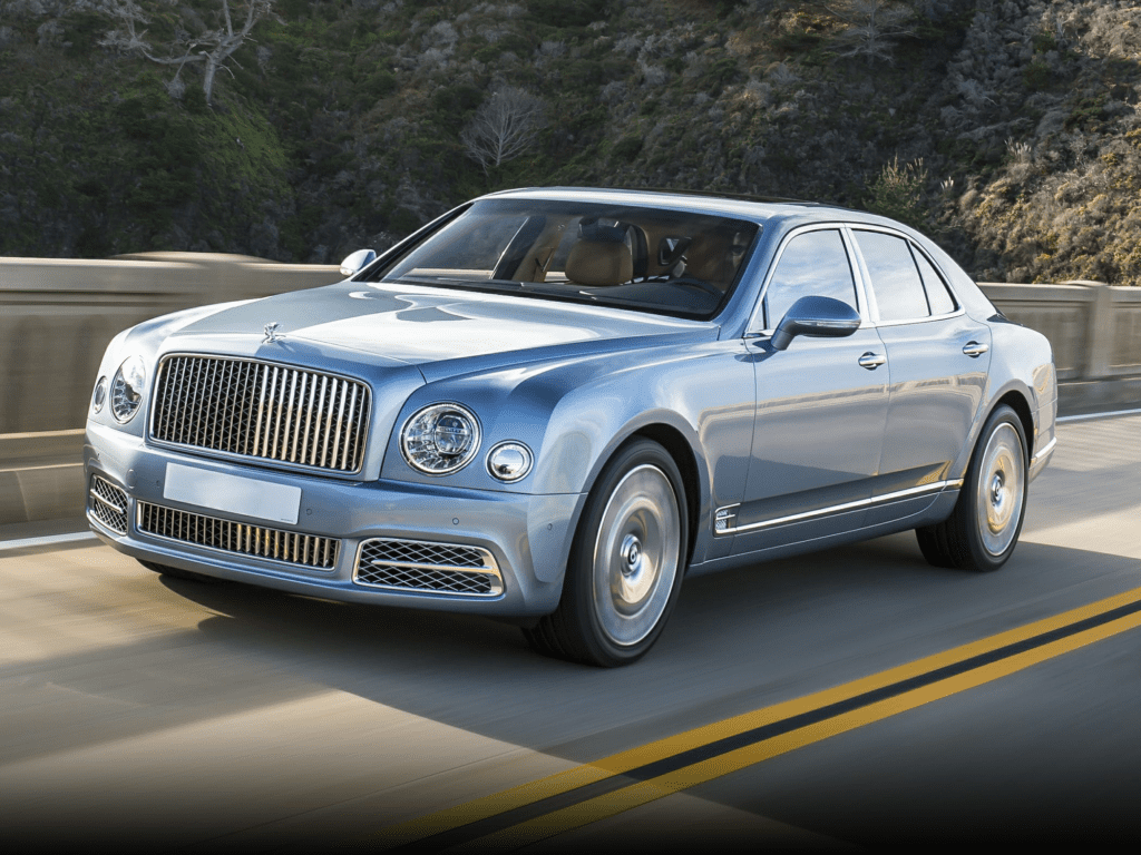 2020 Bentley Mulsanne Speed 4dr Sedan Lease