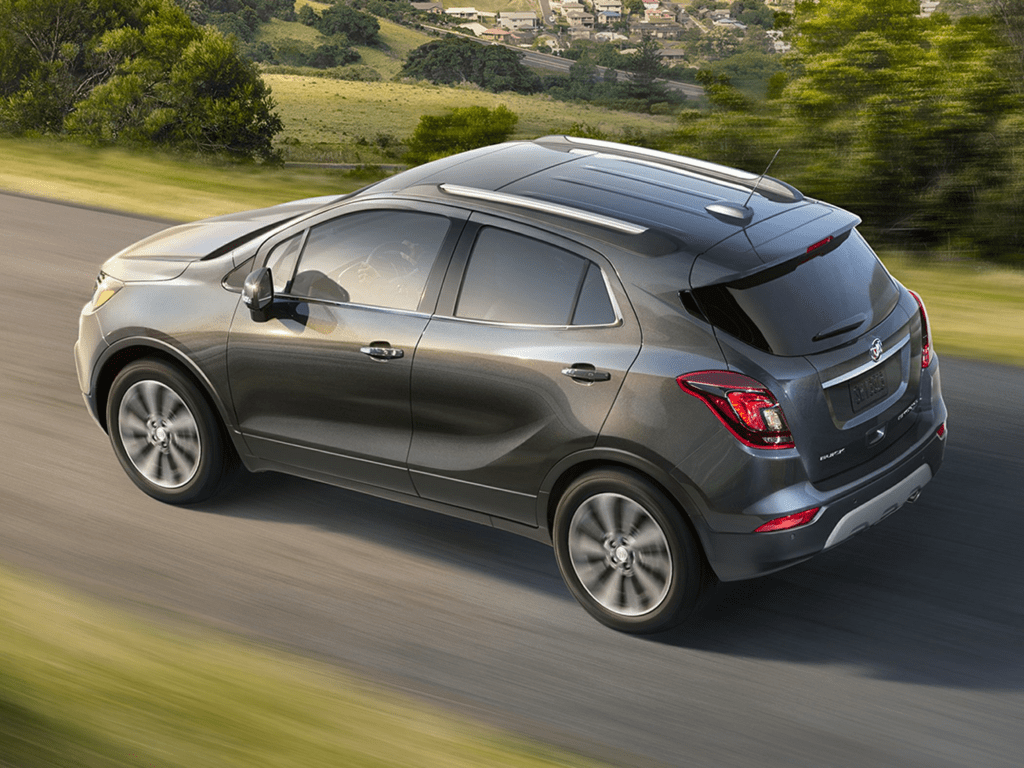 2021 Buick Encore Preferred All-wheel Drive Lease