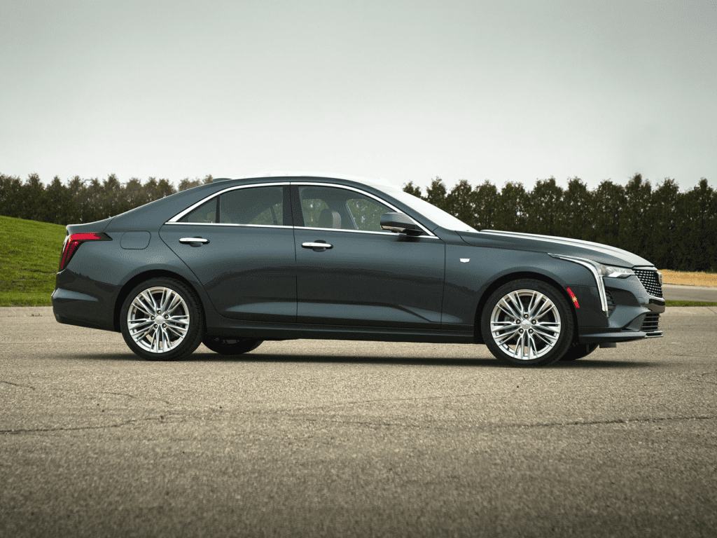 2021 Cadillac CT4 V-Series 4dr Rear-wheel Drive Sedan Lease