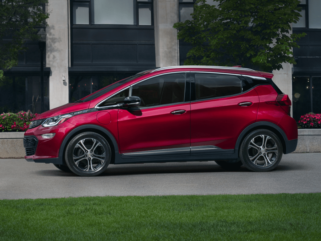 2020 Chevrolet Bolt EV Premier 4dr Wagon Lease