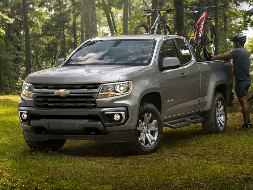 2021 Chevrolet Colorado ZR2 4x4 Crew Cab 5 ft. box 128.3 in. WB Lease