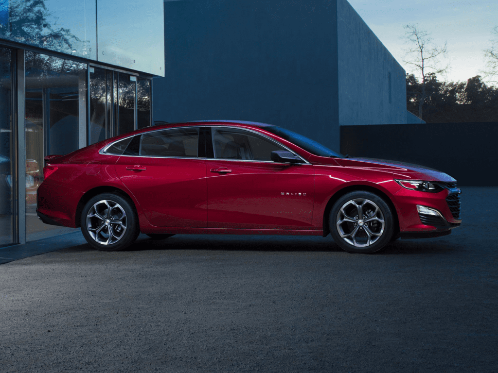 2021 Chevrolet Malibu Premier 4dr Sedan Lease