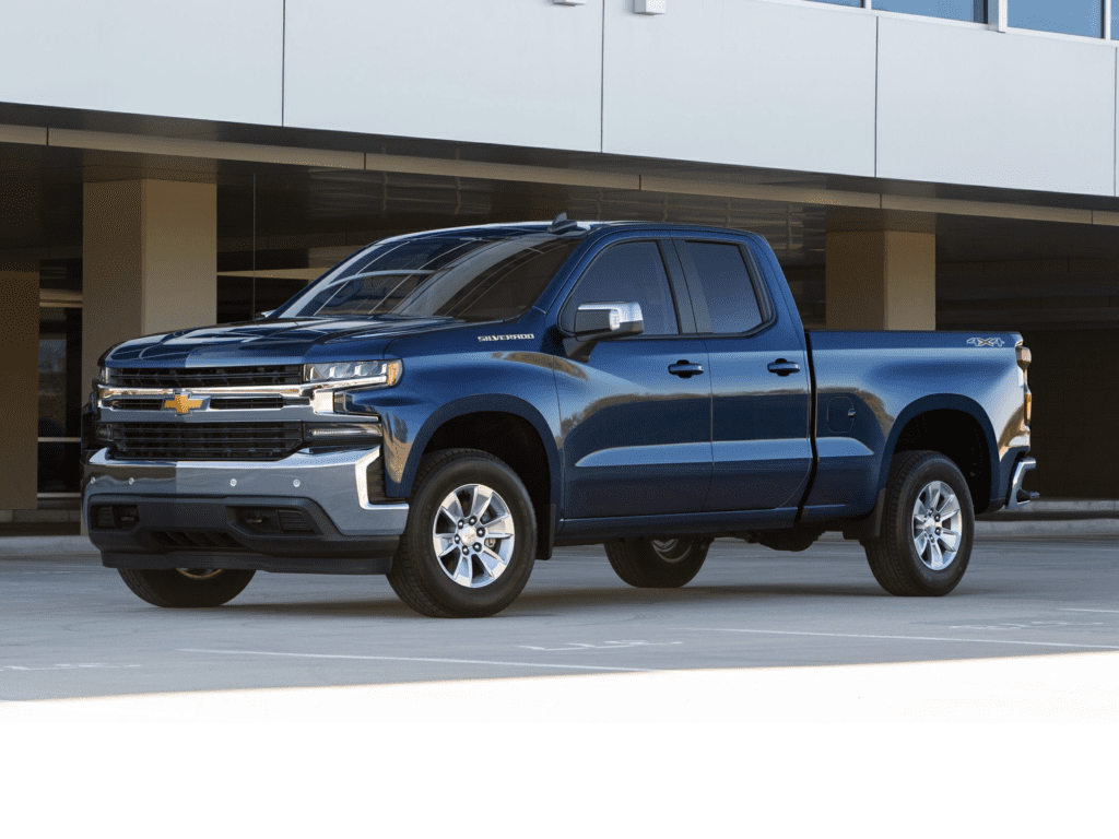 2021 Chevrolet Silverado 1500 High Country 4x4 Crew Cab 6.6 ft. box 157 in. WB Lease