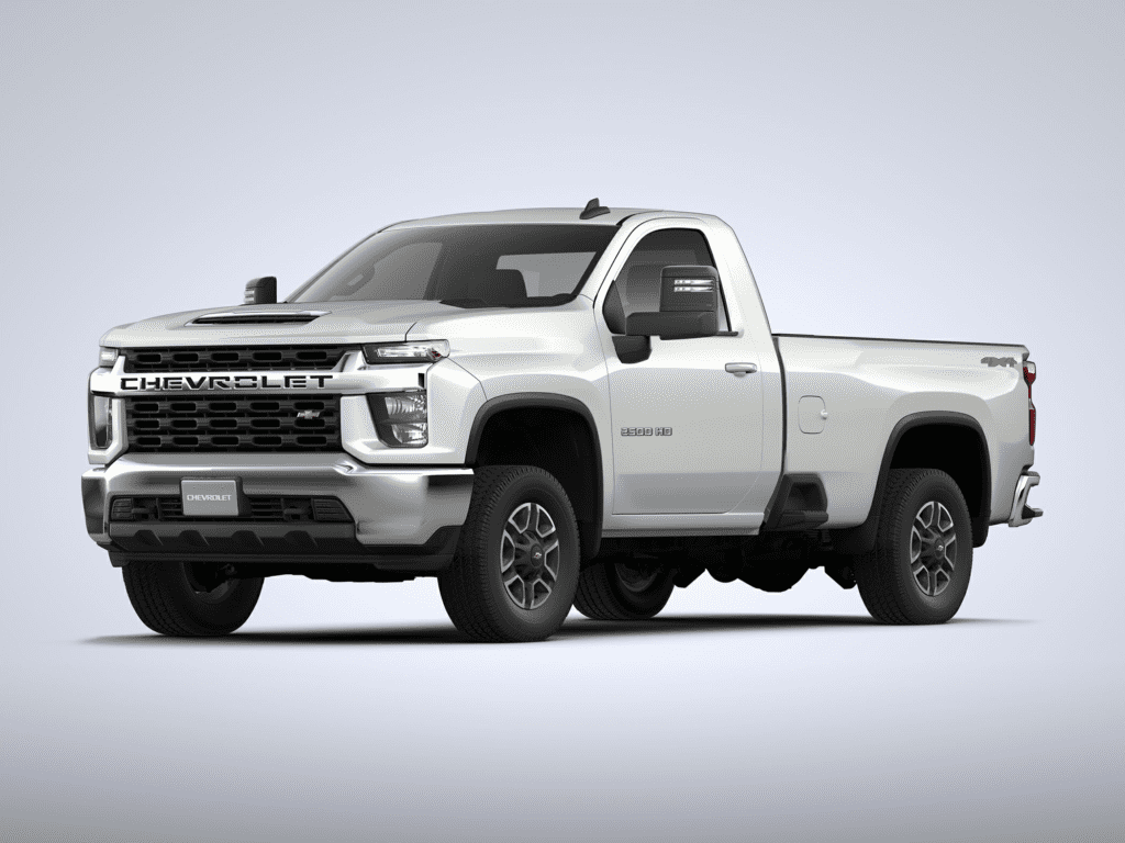 2021 Chevrolet Silverado 2500HD High Country 4x4 Crew Cab 8 ft. box 172 in. WB Lease