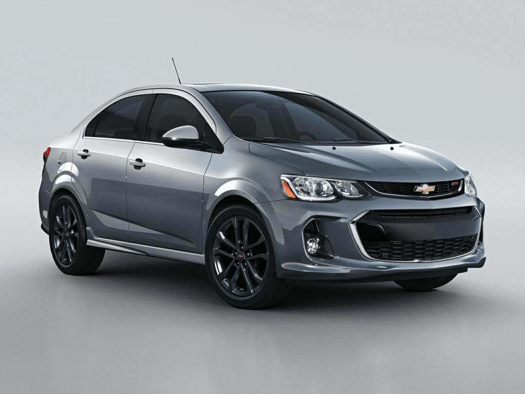 2020 Chevrolet Sonic Premier 4dr Hatchback Lease