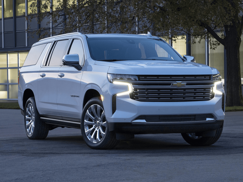 2021 Chevrolet Suburban High Country 4x4 Lease