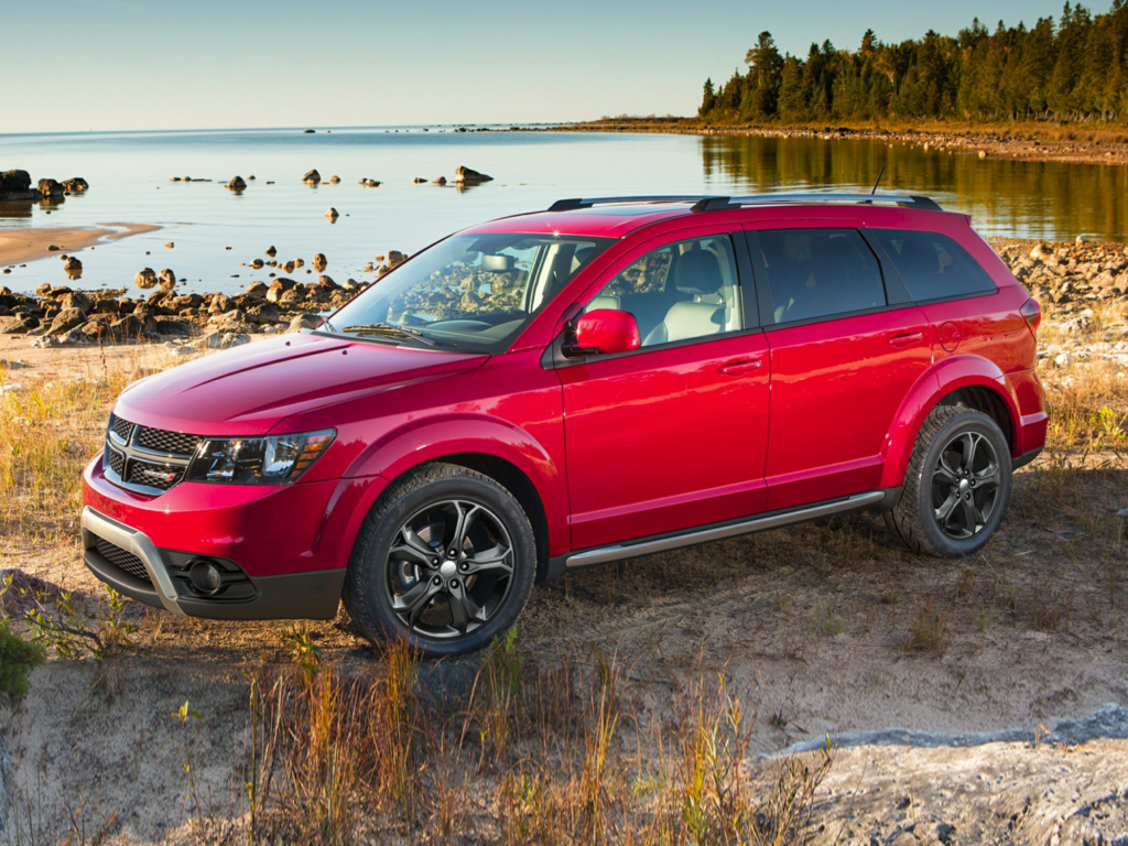 2020 Dodge Journey Crossroad 4dr Front-wheel Drive Lease