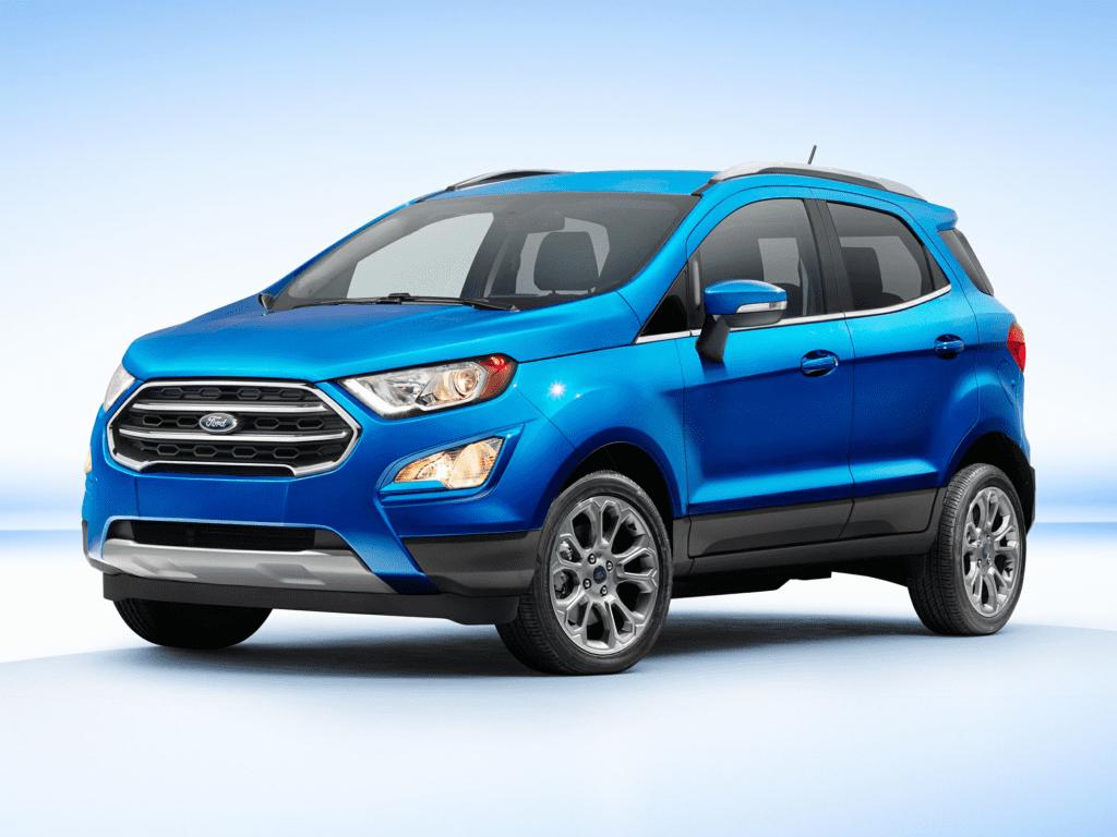 2020 Ford EcoSport Titanium 4x4 Sport Utility Lease