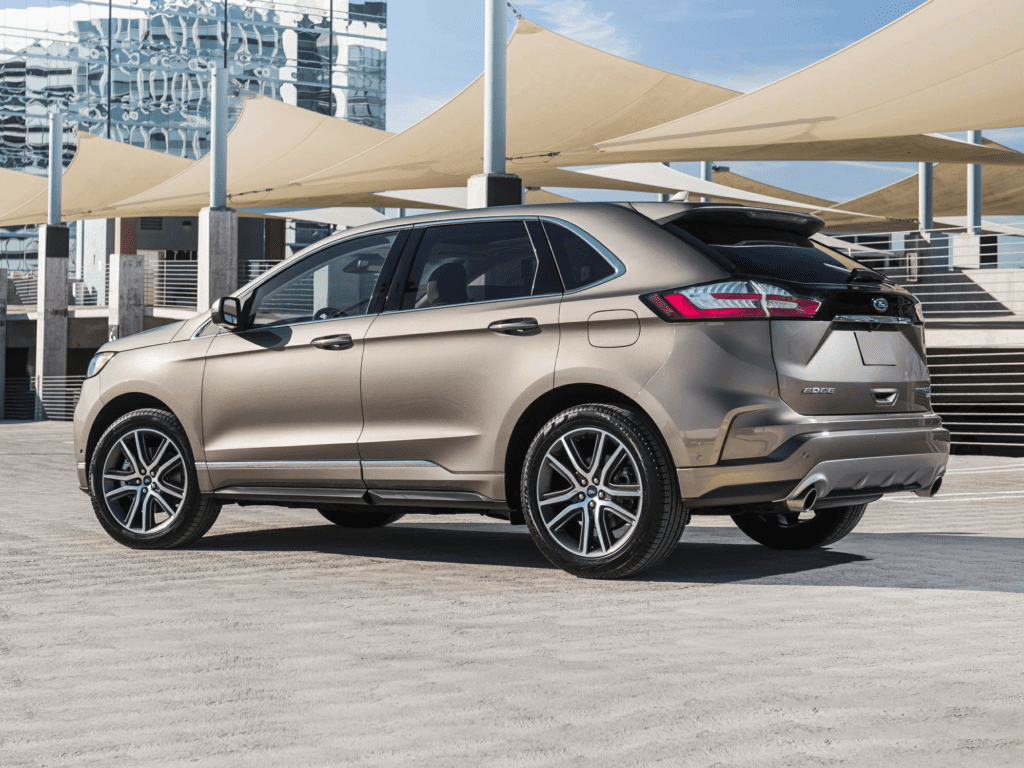 2020 Ford Edge ST 4dr All-wheel Drive Lease