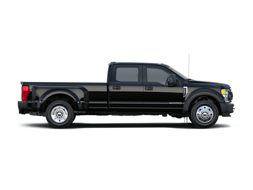 2021 Ford F-450 Limited 4x4 SD Crew Cab 8 ft. box 176 in. WB DRW Lease