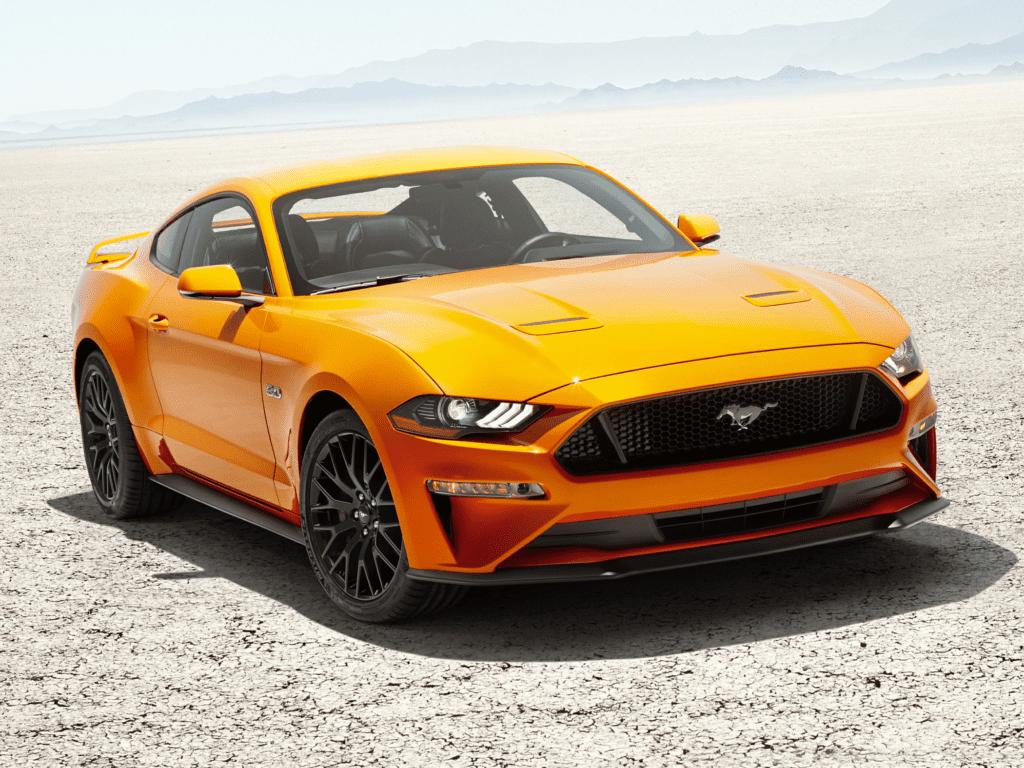 2020 Ford Mustang BULLITT 2dr Fastback Lease