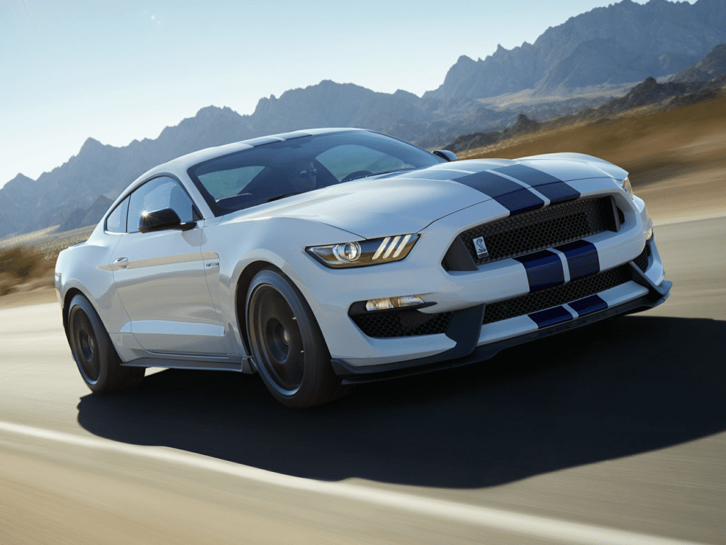 2020 Ford Shelby GT350 Base 2dr Fastback Lease