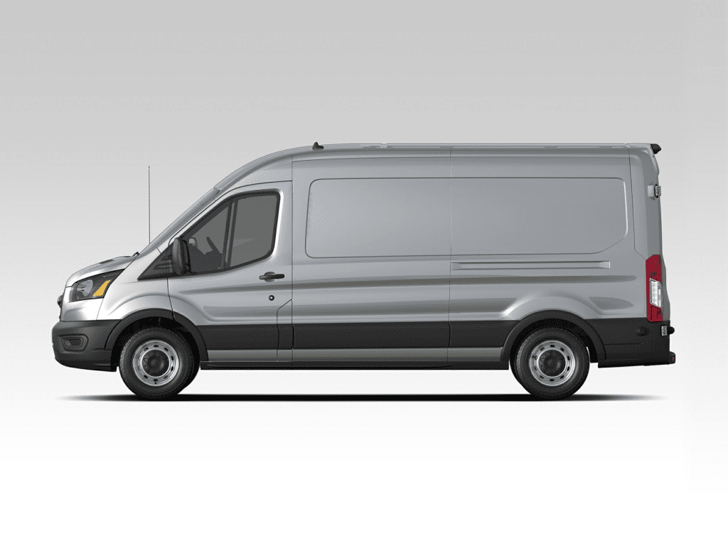 2020 Ford Transit-150 Passenger XLT All-wheel Drive Medium Roof Van 129.9 in. WB Lease