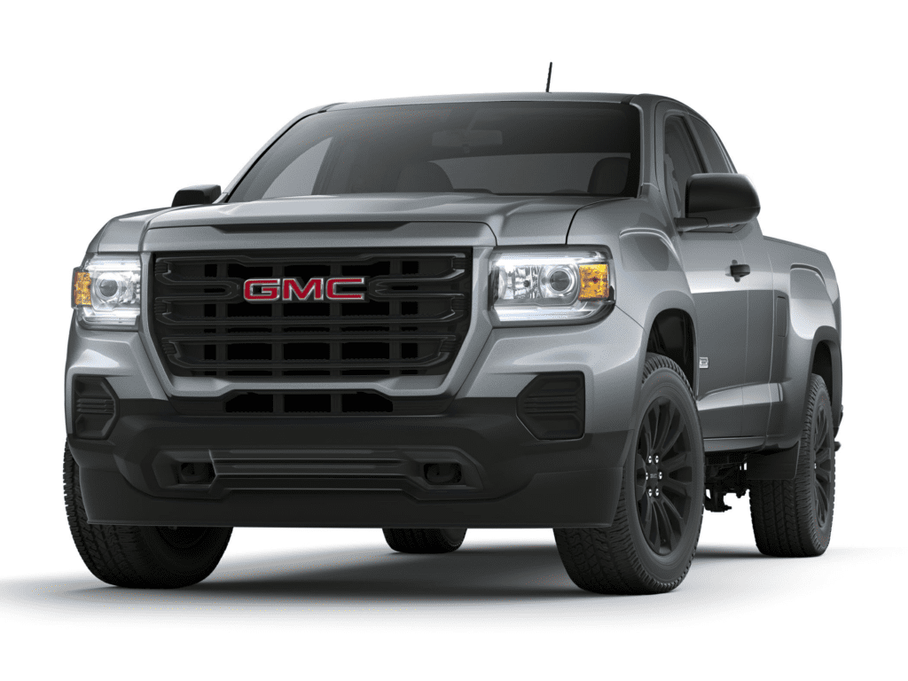 2021 GMC Canyon Denali 4x4 Crew Cab 6 ft. box 140.5 in. WB Lease