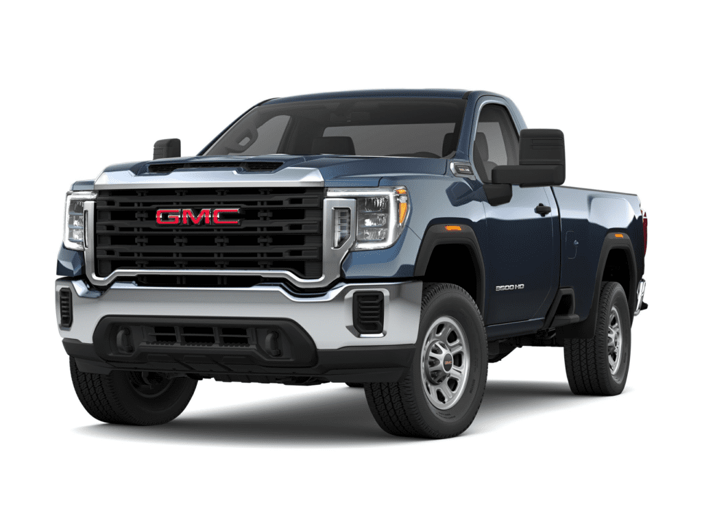 2021 GMC Sierra 3500HD Denali 4x4 Crew Cab 8 ft. box 172 in. WB DRW Lease