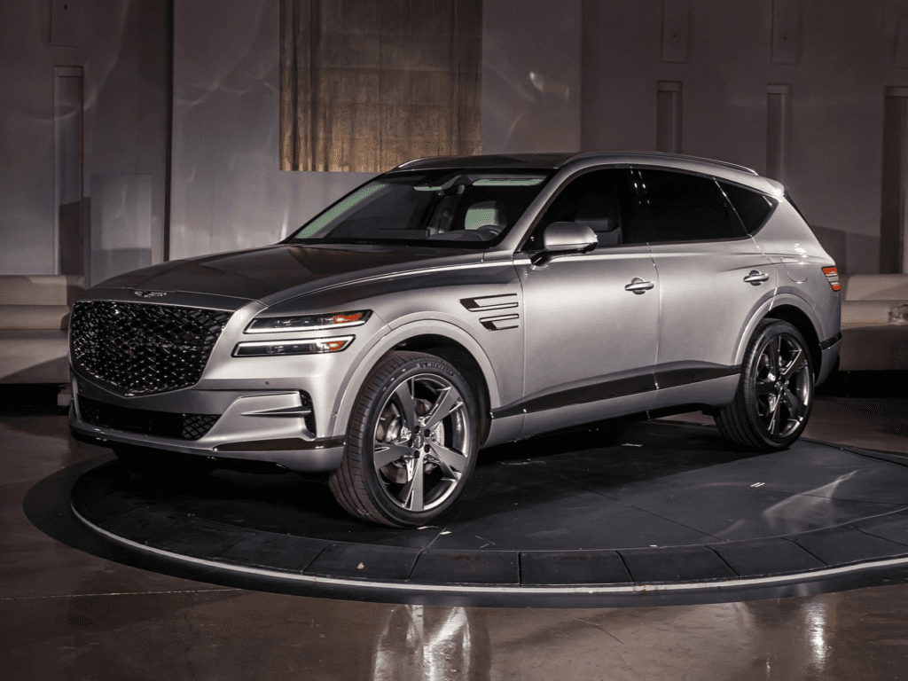 2021 Genesis GV80 3.5T Advanced Plus 4dr All-wheel Drive Lease