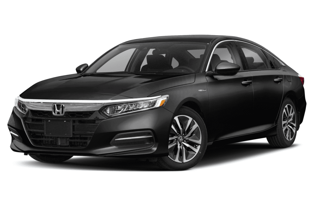 2021 Honda Accord Hybrid Touring 4dr Sedan Lease