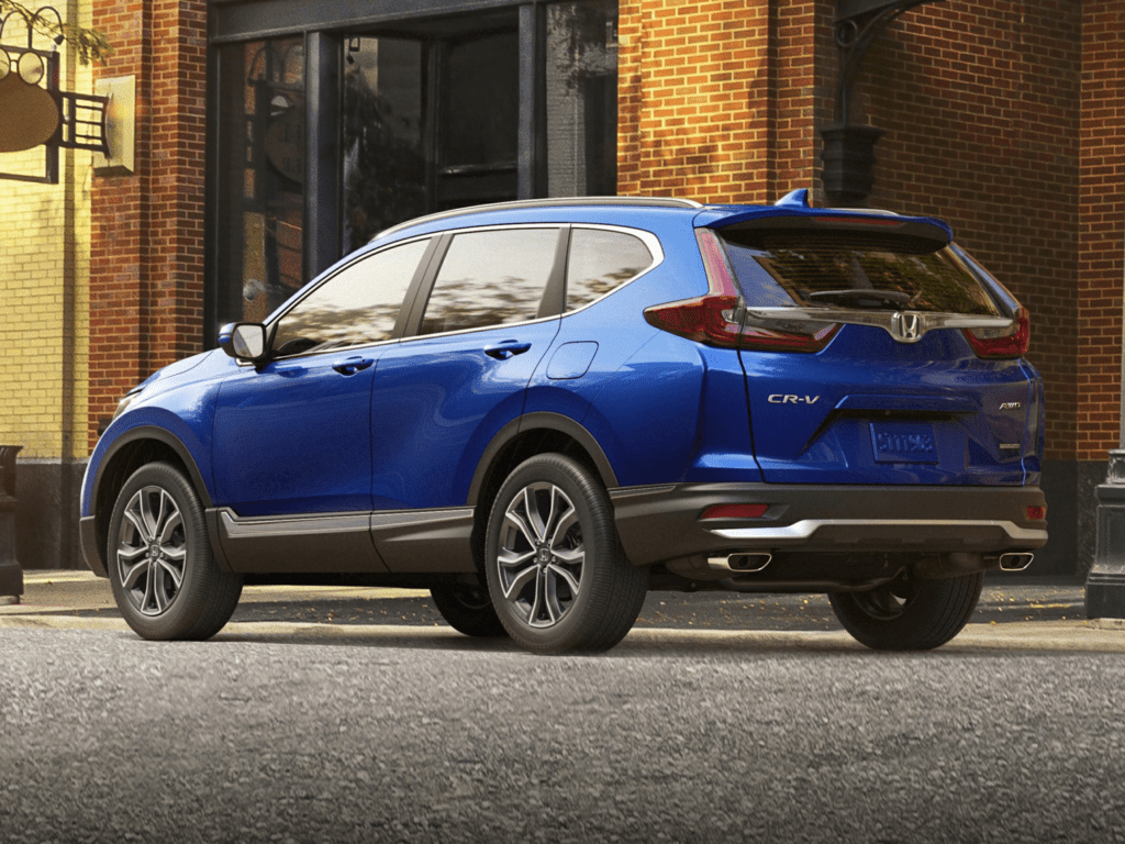 2021 Honda CR-V Touring 4dr All-wheel Drive Lease