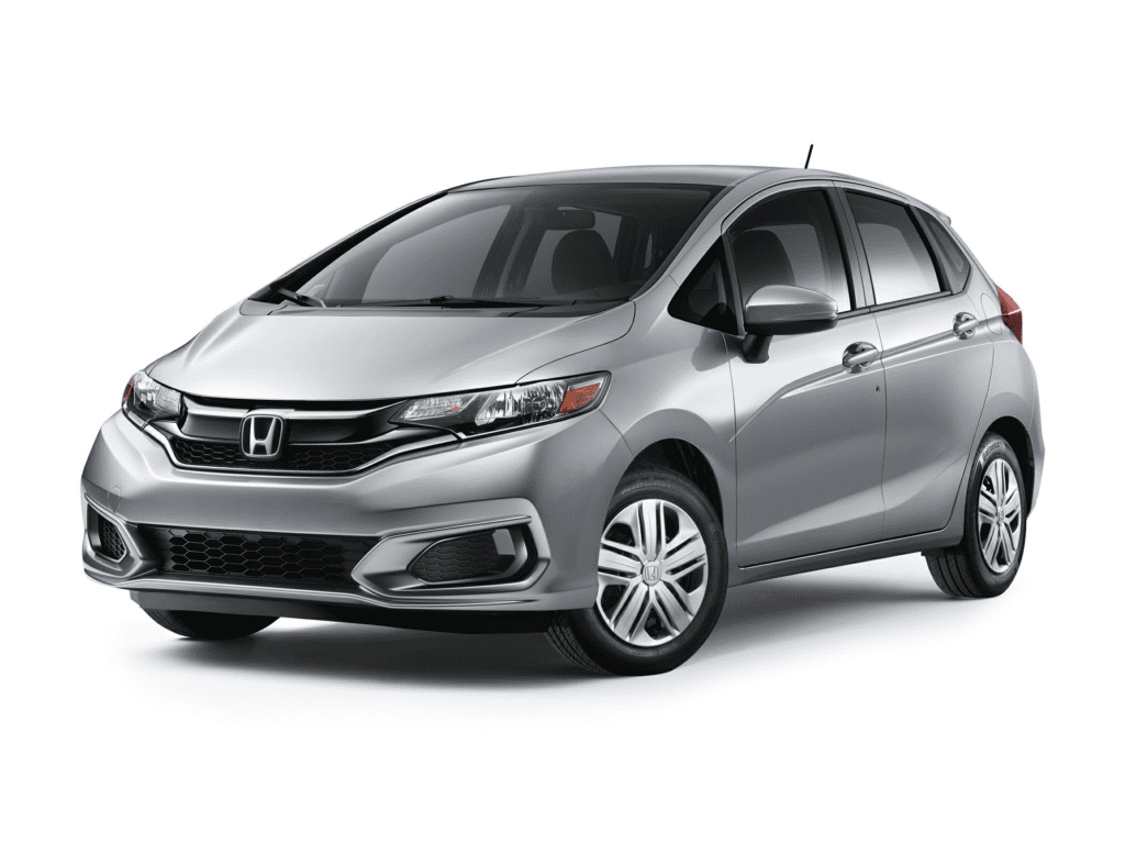 2020 Honda Fit EX-L 4dr Hatchback w/CVT Lease