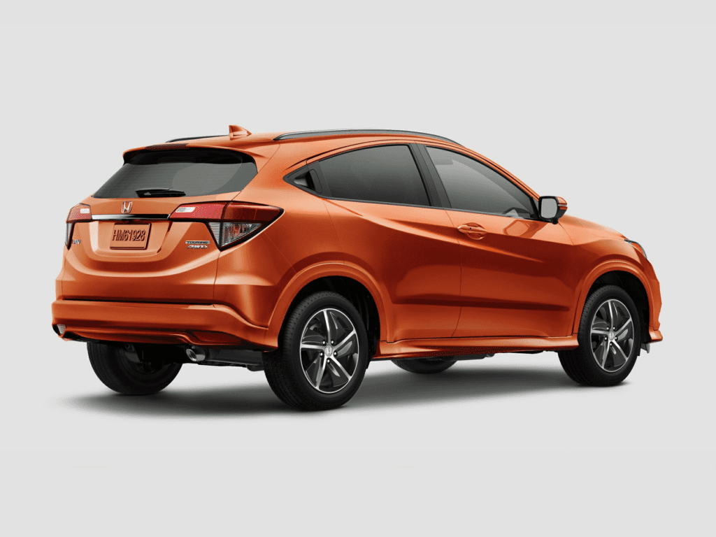 2021 Honda HR-V EX-L 4dr All-wheel Drive Lease