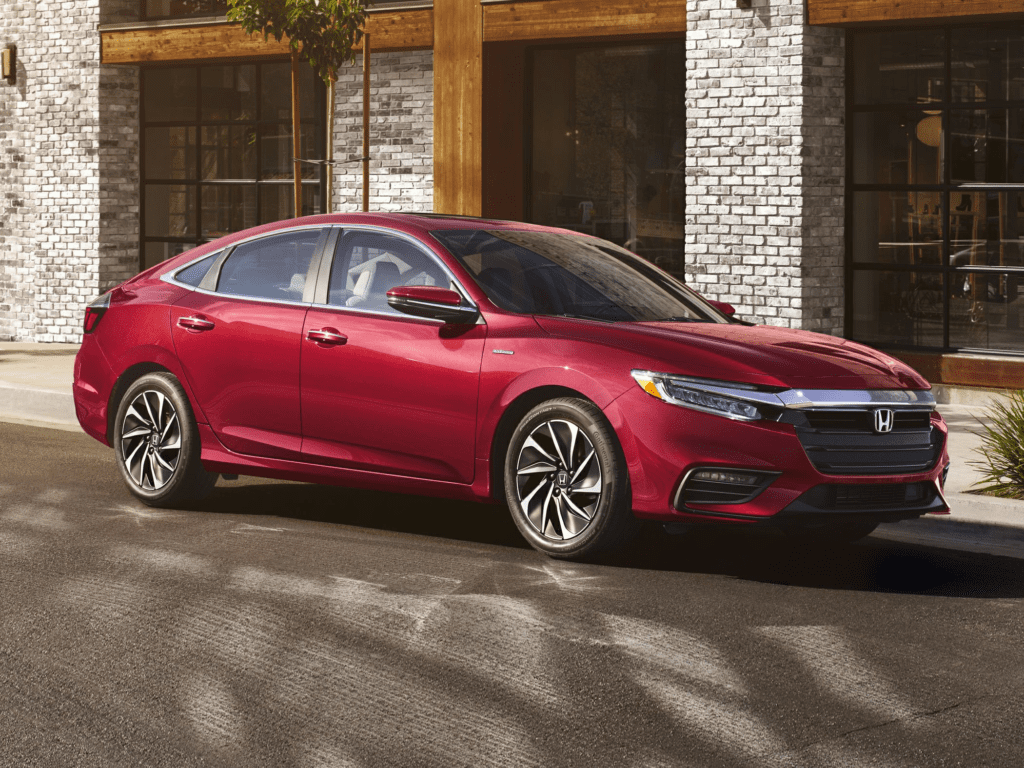 2021 Honda Insight Touring 4dr Sedan Lease