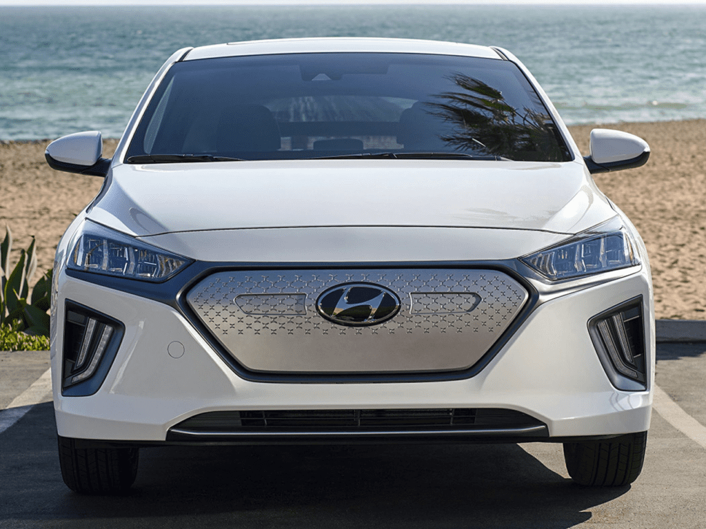 2020 Hyundai Ioniq Electric Limited 4dr Hatchback Lease