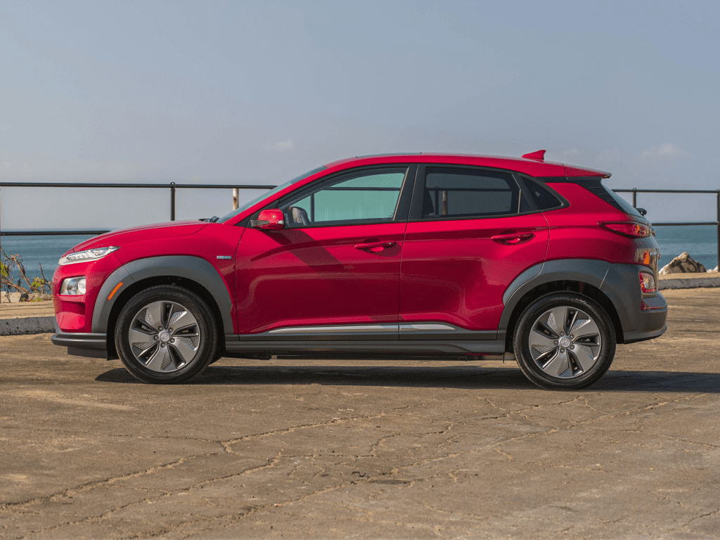 2021 Hyundai Kona Electric Ultimate 4dr Front-wheel Drive Lease