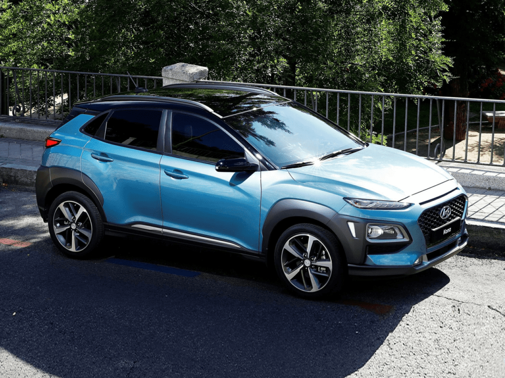 2021 Hyundai Kona Ultimate 4dr All-wheel Drive Lease