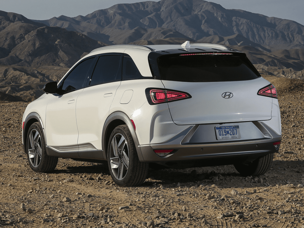 2020 Hyundai NEXO Limited 4dr Front-wheel Drive Lease