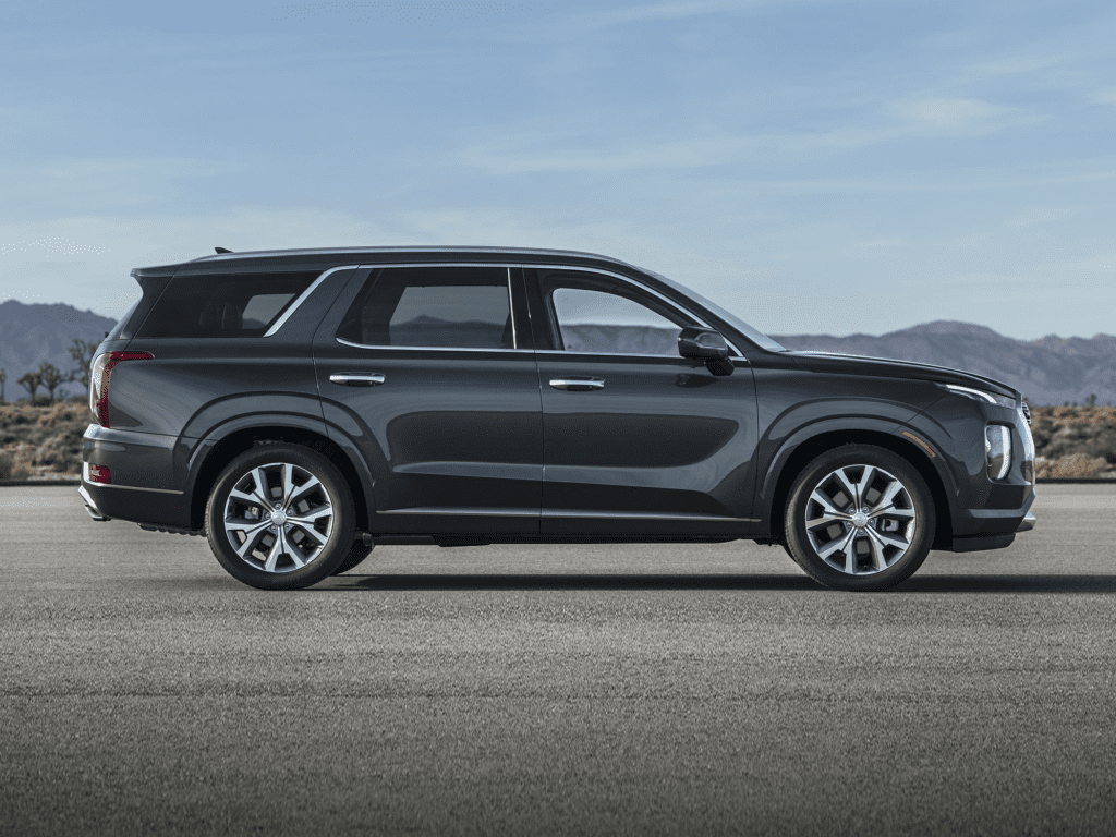 2021 Hyundai Palisade Calligraphy 4dr All-wheel Drive Lease