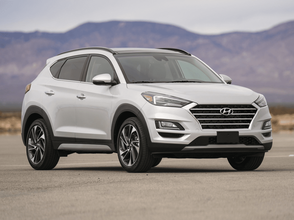 2021 Hyundai Tucson Ultimate 4dr All-wheel Drive Lease