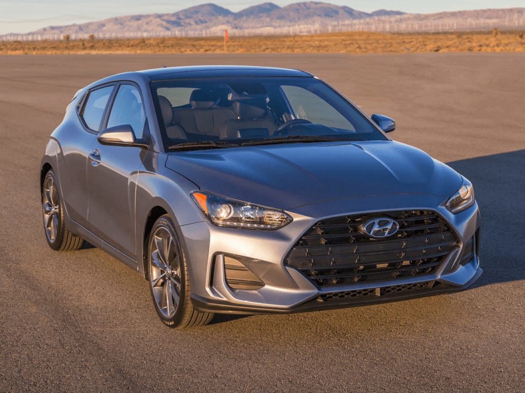 2021 Hyundai Veloster N 3dr Hatchback w/8-speed DCT Lease