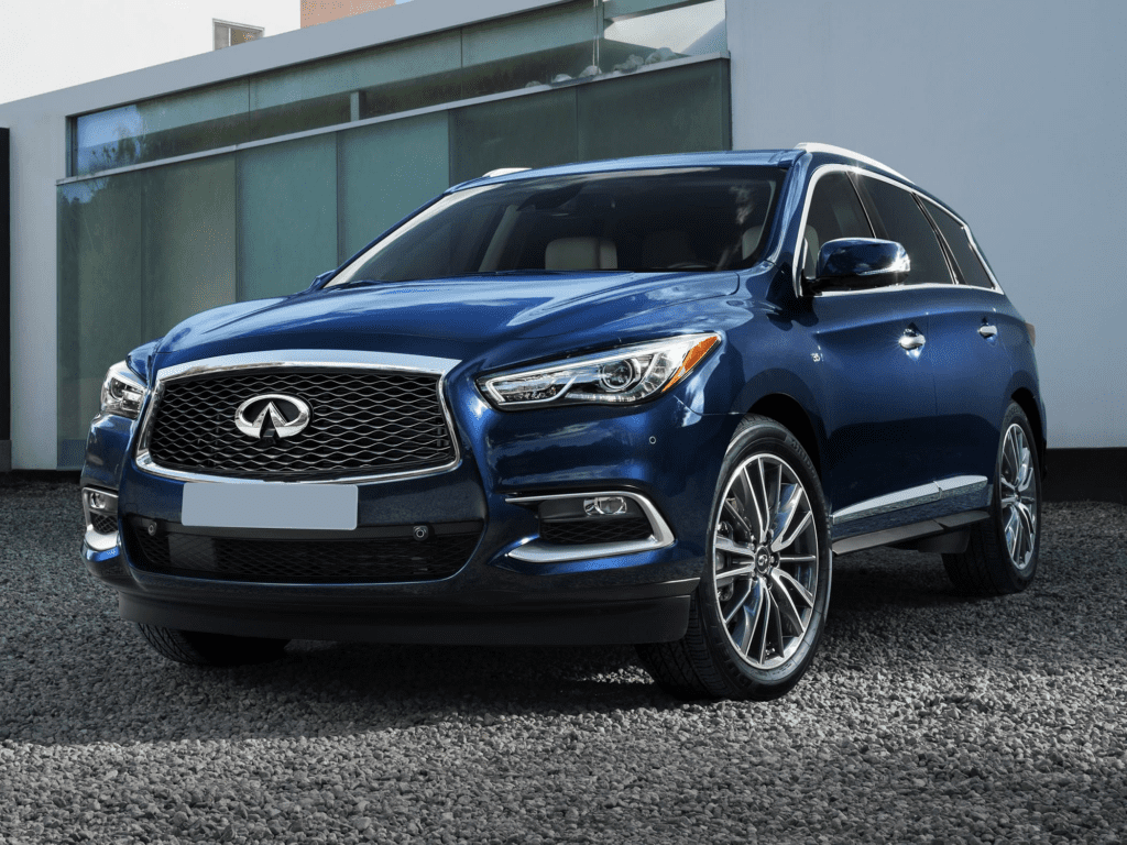 2020 INFINITI QX60 SIGNATURE EDITION 4dr All-wheel Drive Lease