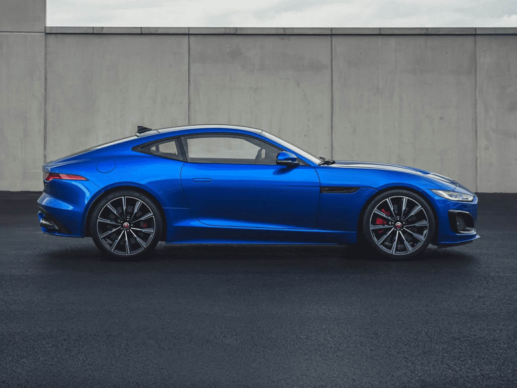 2021 Jaguar F-TYPE R 2dr All-wheel Drive Convertible Lease