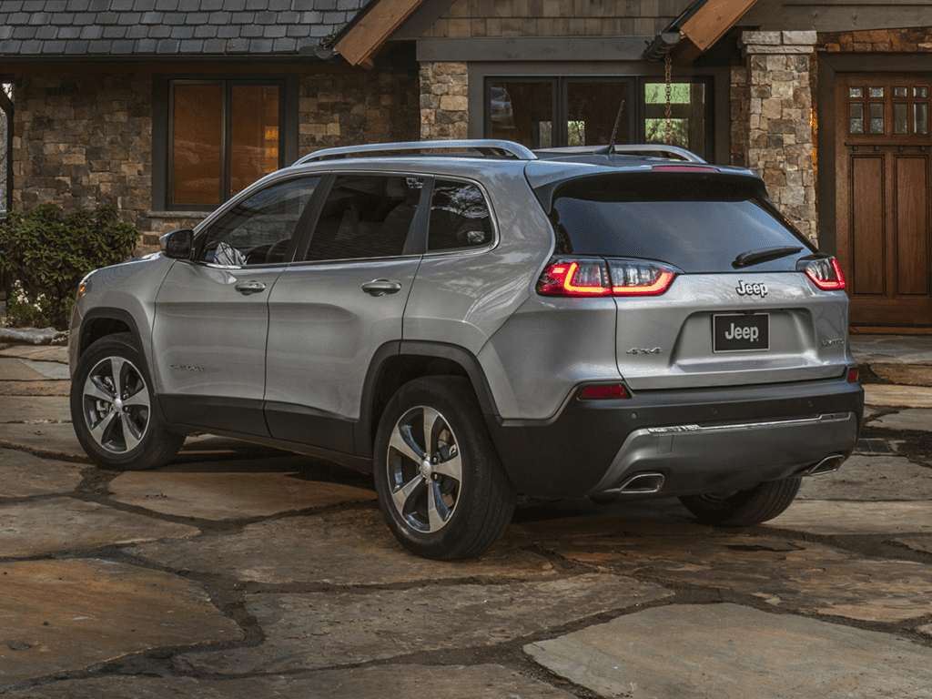 2021 Jeep Cherokee Limited 4dr 4x4 Lease