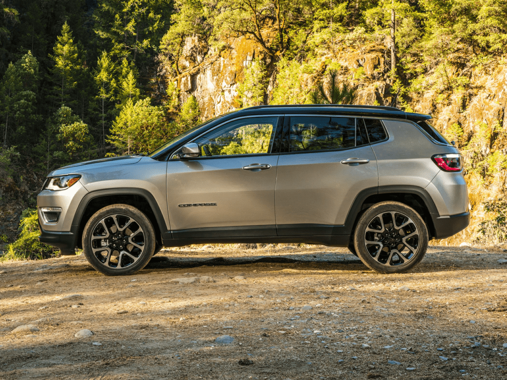 2021 Jeep Compass Trailhawk 4dr 4x4 Lease